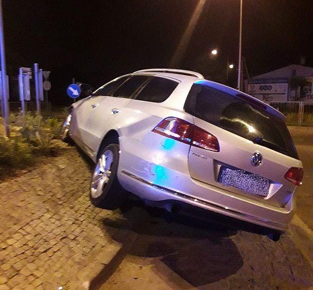Kierowca po wytrzeźwieniu usłyszał zarzuty