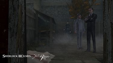 Sherlock Holmes vs Jack the Ripper w listopadzie