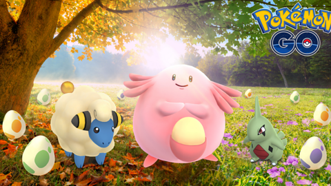 Event w Pokemon GO – więcej Stardust, specjalne jajka, nowy Inkubator