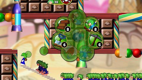 Lemmings Touch na PlayStation Vita przywróci wspomnienia