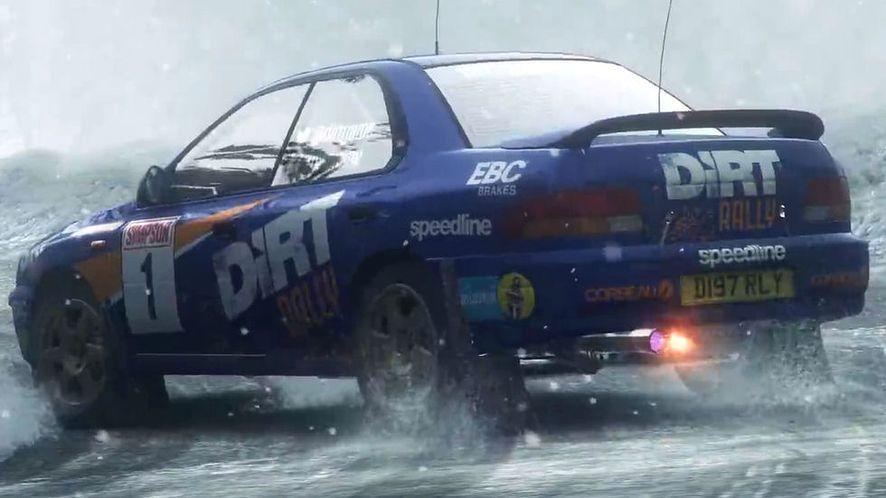 DiRT znikąd: kolejna część wyścigów po cichu debiutuje na Steam. Zbiera fundusze