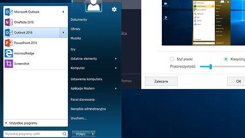 Nie potrzebujesz kafelków? Start Menu 8 przywróci klasyczne menu w Windows 10