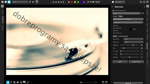 AfterShot 3 Pro od Corela naprawdę jest szybszy niż Lightroom