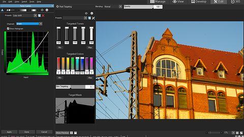 ACDSee Pro 8 precyzyjnie zmieni kolory i nałoży efekty tylko tam gdzie trzeba