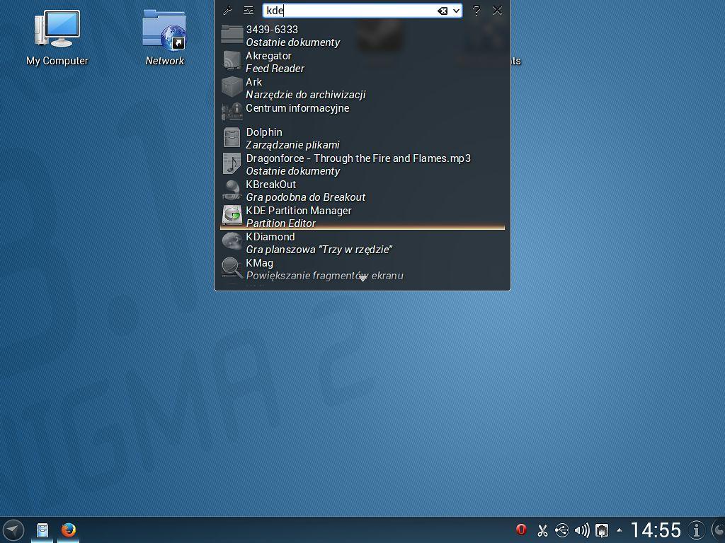 Netrunner 13.12 RC - szybkie spojrzenie
