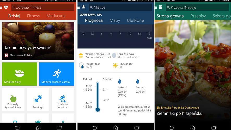 Zestaw aplikacji MSN od Microsoftu trafia na Androida i iOS