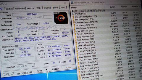 """16-rdzeniowy AMD """"Zen 2"""" Ryzen 9 jednak istnieje. Wyciekły zdjęcia z zamkniętego pokazu"""