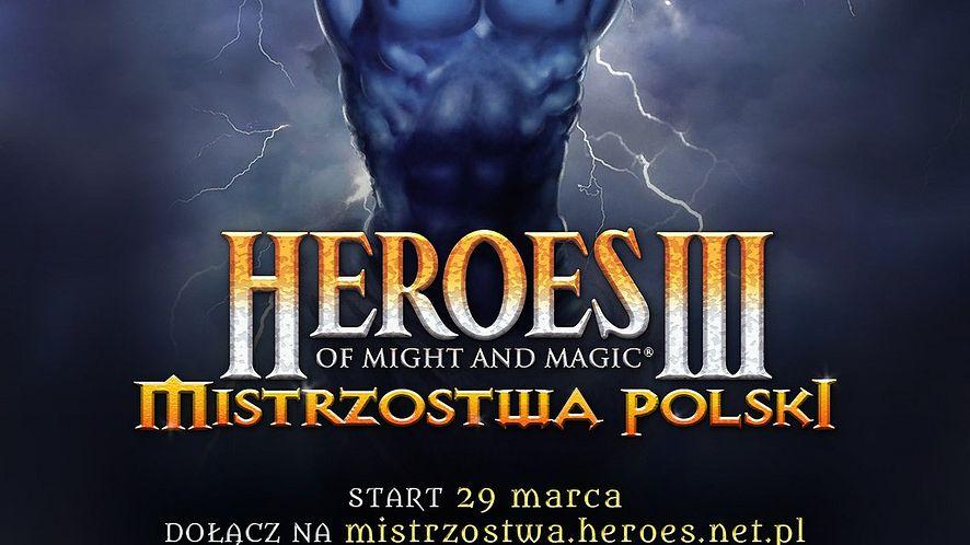 29 marca ruszają drugie Mistrzostwa Polski w Heroes of Might & Magic III