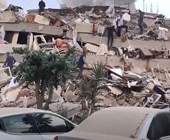 Potężne trzęsienie ziemi na Morzu Egejskim. Wywołało tsunami