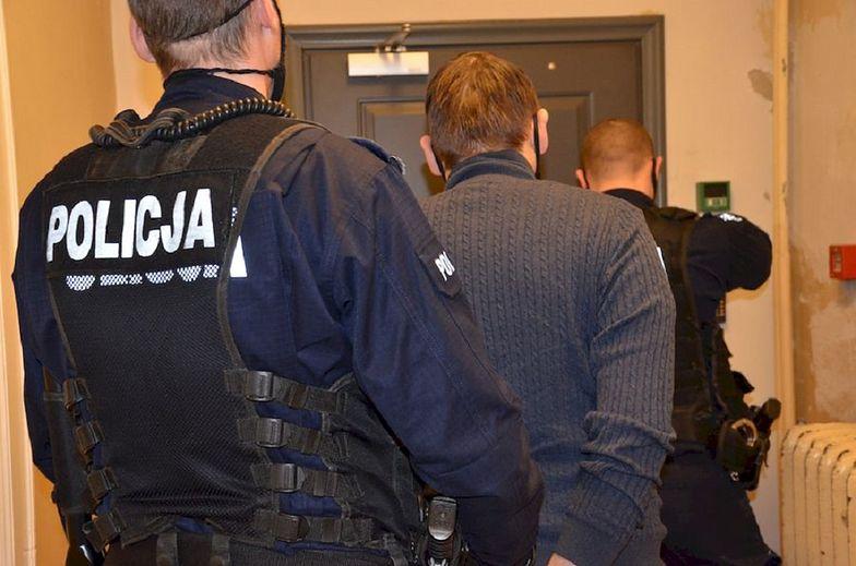 Policja zrobiła zasadzkę. Obrzydliwy czyn 32-latka w Gdańsku