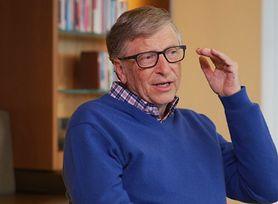 Koronawirus. Bill Gates: Inne kraje lepiej od USA poradziły sobie z pandemią SARS-CoV-2