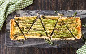 Przepisy na szparagi - przystawki, zupy, dania główne ze szparagami