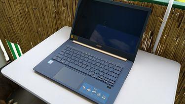 Acer Swift 5 — reprezentant wagi lekkiej wśród laptopów biznesowych