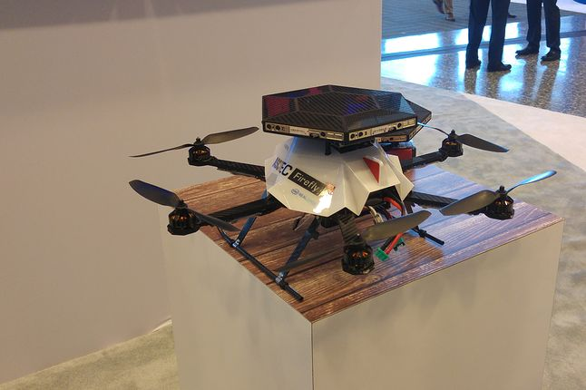 Firefly: wszystkowidzące oko drona. Także w podczerwieni
