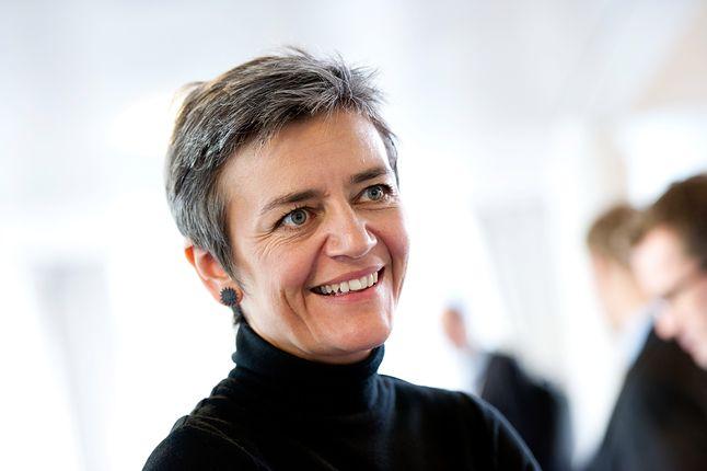 Europejski Komisarz ds. Konkurencji, Margrethe Vestager