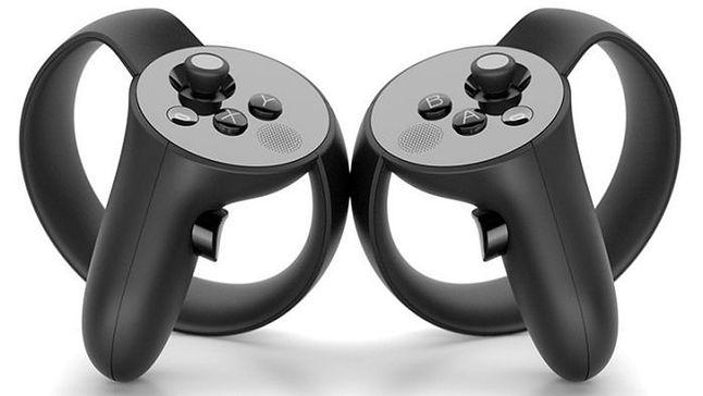 Manipulatory Oculus Touch