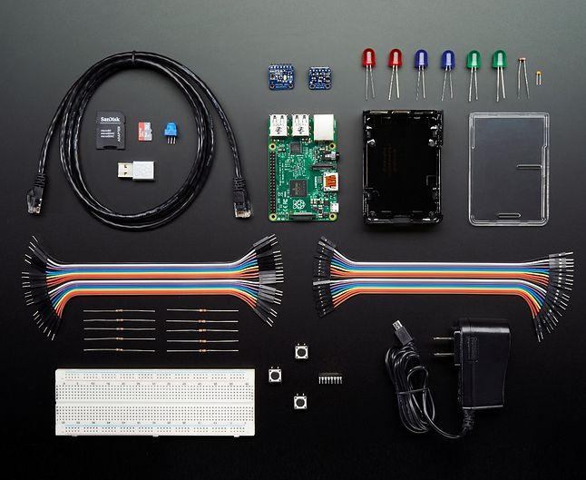 Microsoft IoT Pack z Raspberry Pi 2