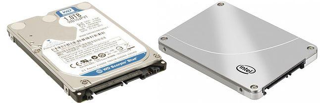 Dylemat budujących HTPC: mały i szybki SSD czy pojemny, powolny HD?