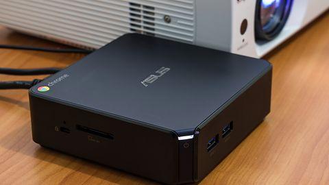 Pudełko z Chrome OS-em. Recenzja miniPC ASUS Chromebox