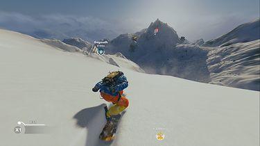 Steep — niby Tony Hawk, ale w Alpach