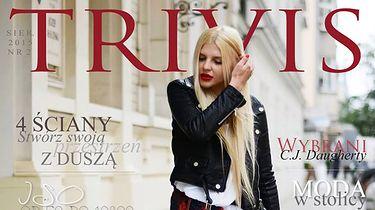 """To mi się podoba- Magazyn """"Trivis"""" - Podpisuje dwoma rękami, że okładka to majstersztyk"""
