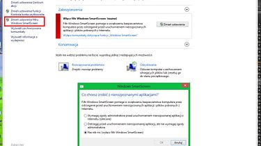 Prywatność w Windows 8