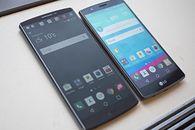 Trzy kolory, czyli wybredny klient kontra operatorzy - LG V10 i LG G5 - źródło: http://www.androidcentral.com/