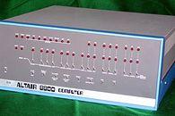 Muzeum ośmiu bitów - Altair 8800