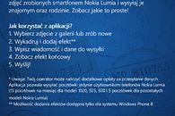 Nokia Pocztówka - wyślij za darmo pocztówkę ze swojej Lumii!