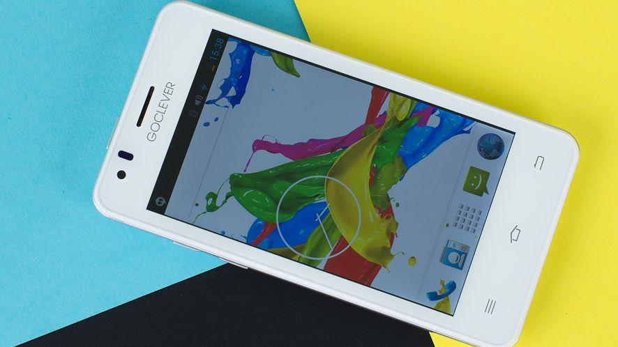 Goclever Quantum 400 – tani smartfon z możliwością personalizacji