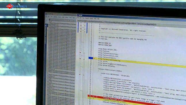 Kod źródłowy sterownika USB w Midori podejrzany w wywiadzie tureckiej telewizji z Sonerem Terekiem, programistą Microsoftu