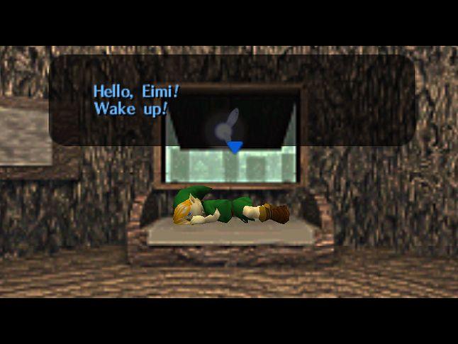 Cóż, spać nie można, gdy obok wirtualne Nintendo 64