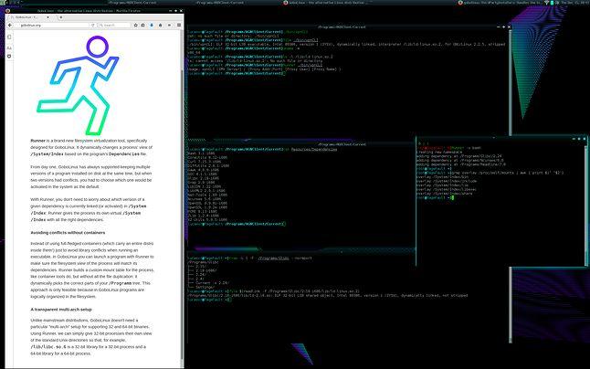 GoboLinux – po co komu jakieś /usr/bin?