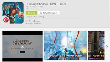Androapka #9 — Running Shadow