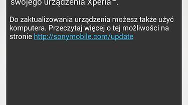 Baton dla Z1, czyli rzut oka na Androida 4.4 dla Sony Xperia Z1