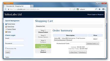 How To: Serwer VPS-ów na OpenVZ i SolusVM w VMWare Workstation cz. 3