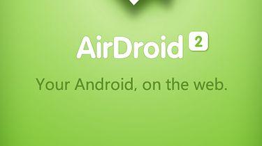 Airdroid - jeden kabel mniej