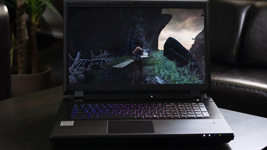 XNOTE P370EM — procesor i7 z serii Extreme i dwa Radeony w jednym notebooku!
