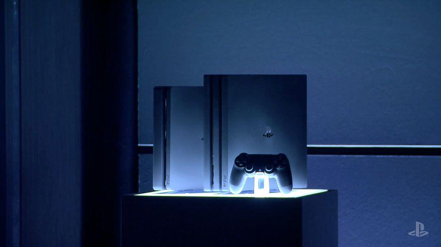 Sony zapowiedziało PlayStation 4 Pro i wersję Slim obecnego modelu konsoli