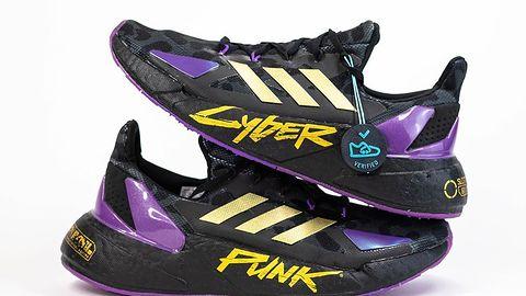 Adidas i Cyberpunk? Jest pierwszy znak, że taka współpraca może się zdarzyć