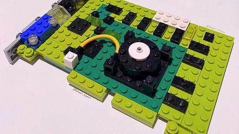 GeForce 256 powraca w nowym wcieleniu. Jako zestaw klocków LEGO