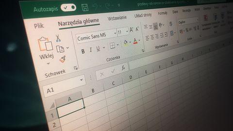 Excel otrzymuje nowy silnik obliczeń. Jest napisany w JavaScripcie
