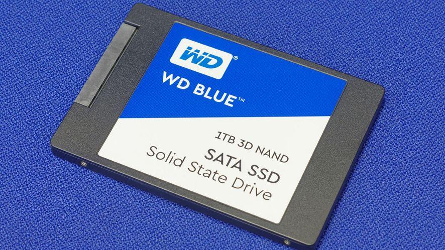 WD Blue 1 TB SSD 3D NAND, czyli 64-warstwowe TLC w akcji
