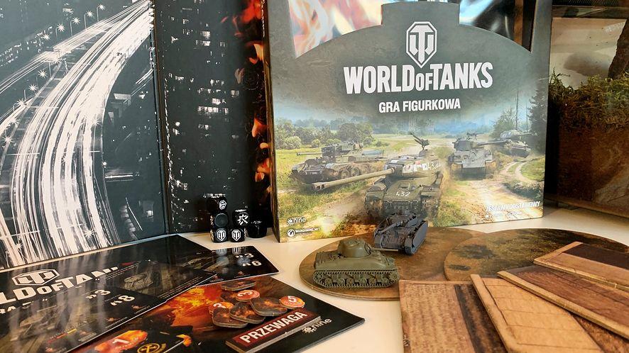 World of Tanks: gra figurkowa
