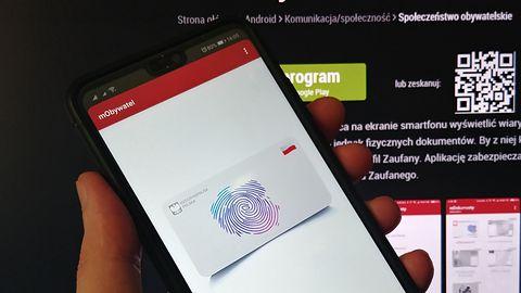 """mObywatel zachęcił Polaków do głosowania. To były """"najbardziej cyfrowe wybory"""""""