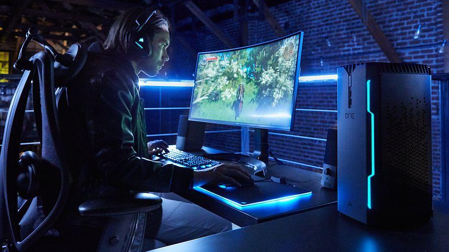 Corsair prezentuje nową platformę dla graczy – Corsair ONE ELITE