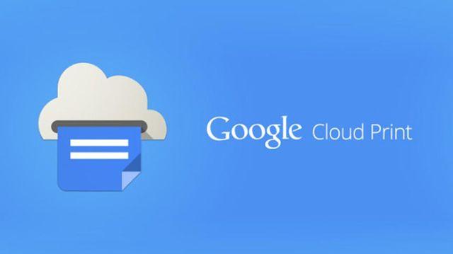 Cloud Print przestanie działać [fot. Google]