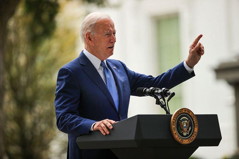 Amerykanie poznali prawdę. Prezydent Joe Biden ma problem