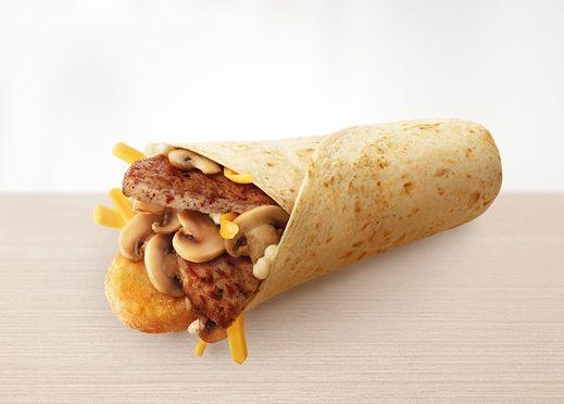 McDonald's, wycofane produkty: McWrap Śniadaniowy