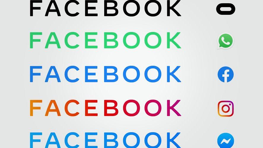 Facebook zmieni logo. W każdej aplikacji zobaczysz coś innego